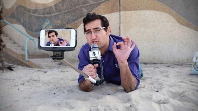 SoloCam HD Selfie Mic