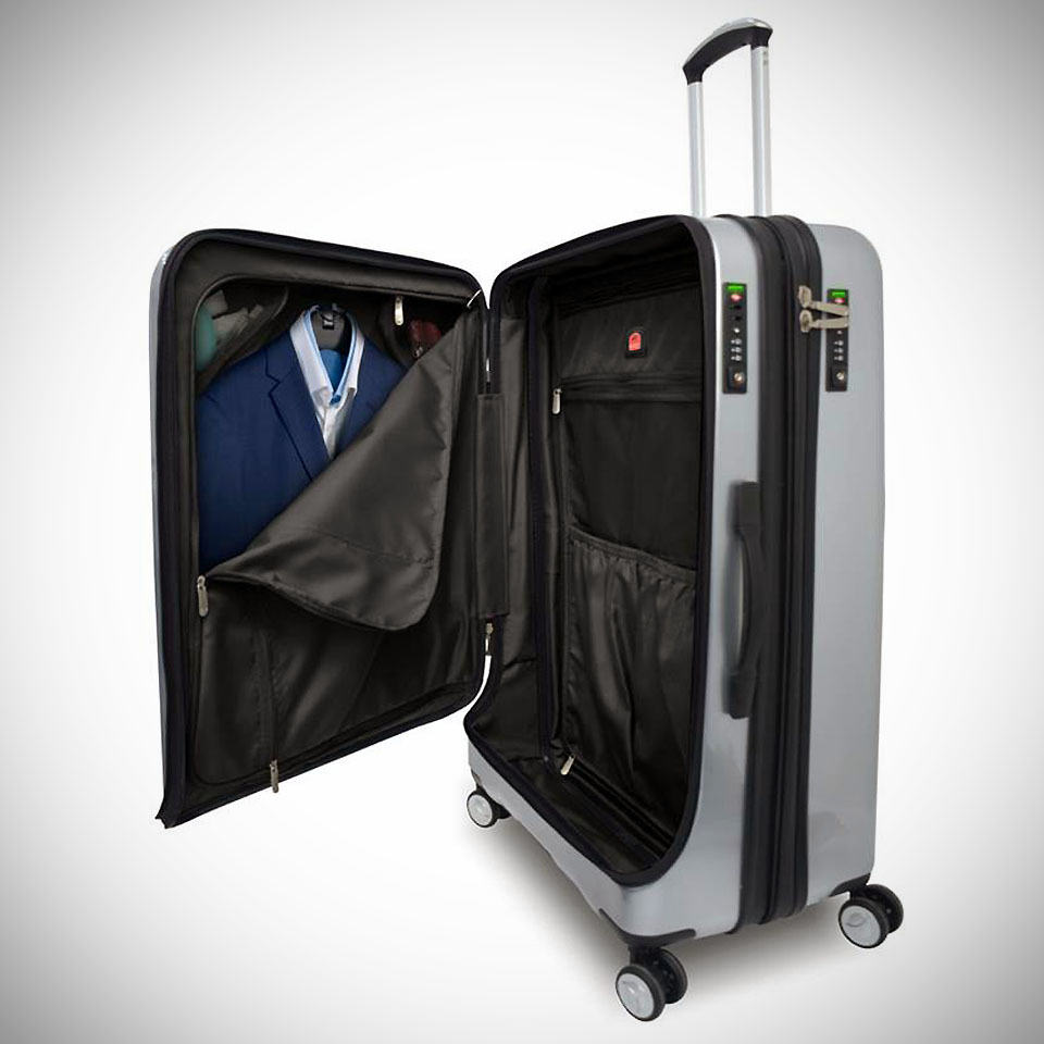 Space Case 1 Smart Suitcase Is Loaded With Tech Feels
