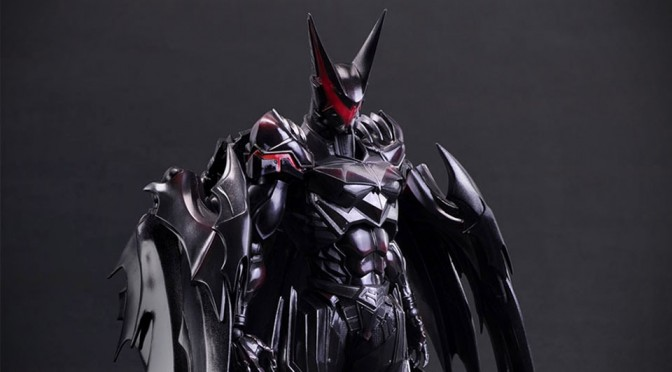 Square Enix's Iteration of Batman is as Creepy as it is Cool