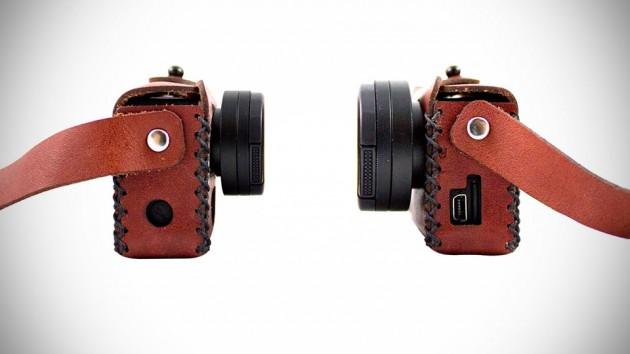 The Travler Camera Case for GoPro