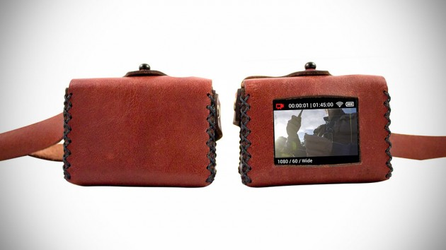 The Travler Camera Case for GoPro