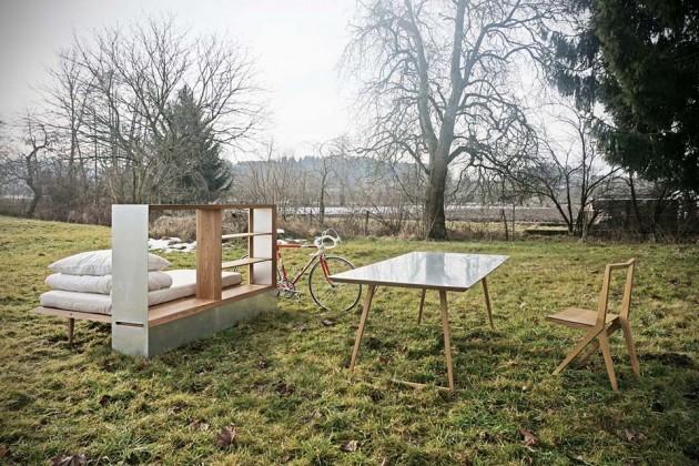 Travelbox - Furniture-in-a-box