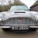 Super Rare and 'Original' 1969 Aston Martin DB6 Mk 1 Volante Vantage to Go Under the Hammer