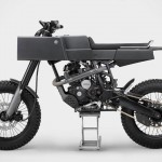 2008 Yamaha Scorpio Proves That Boxy Motorcycle Can Look Fabulous Too