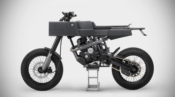 2008 Yamaha Scorpio by Thrive Motorcycles