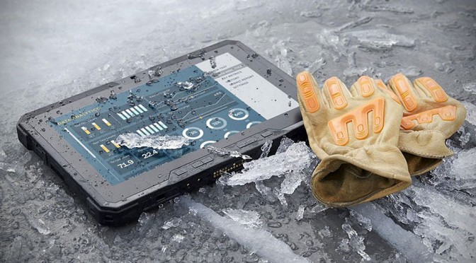 """DELL's First Ruggedized Tablet is Built for """"Harsh Environments"""""""