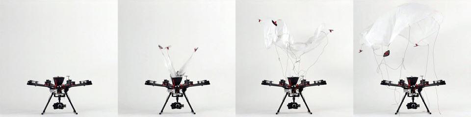 DJI Dropsafe Drone Parachute System