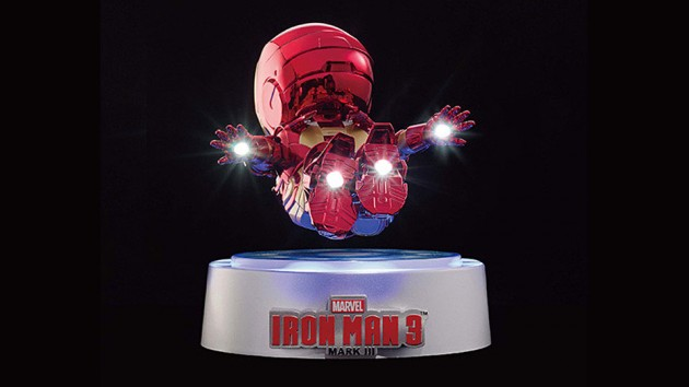 Egg Attack Action Iron Man 3 Mk-III Magnetic Floating Version by Beast Kingdom