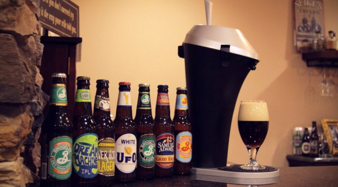 This Beer Gadget Will Make Store-Bought Beer Tastes Like Craft Beer