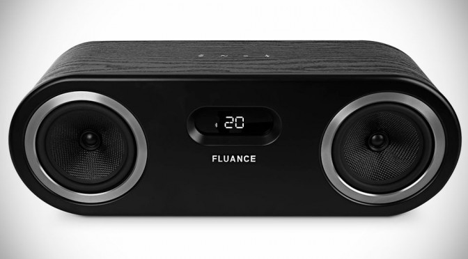 Fluance Fi50 2-Way High Performance Bluetooth Speaker
