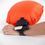 Wrist-worn Inflatable Can Save You From Drowning with a Pull of a Lever