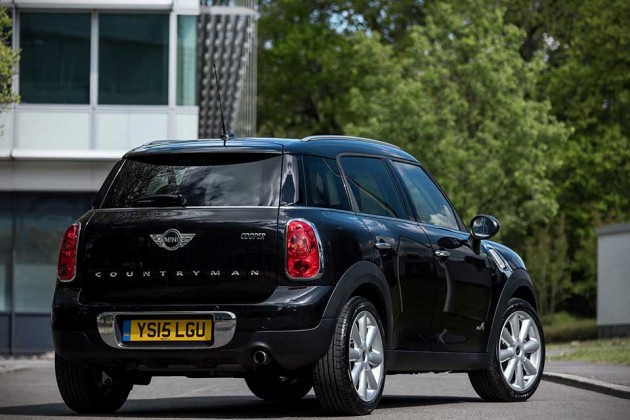 MINI Countryman Cooper D ALL4 Business Edition