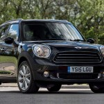 MINI Unveiled Countryman Cooper D Business Model with All-Wheel Drive
