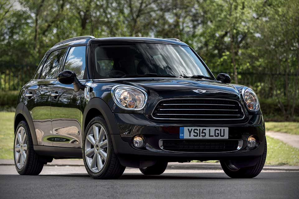 mini unveiled countryman cooper d business model with all. Black Bedroom Furniture Sets. Home Design Ideas