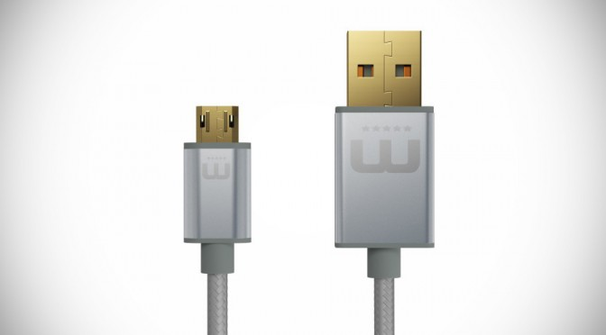 MicFlip Fully Reversible USB Cable