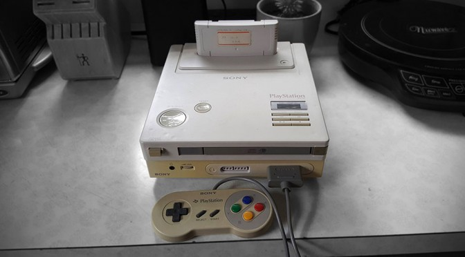 Nintendo SNES PlayStation Game Console