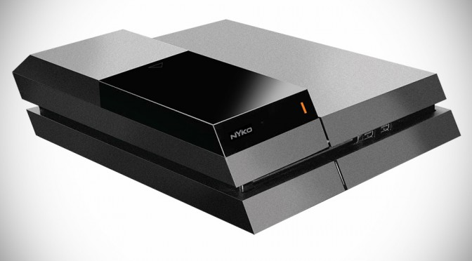 Nyko Data Bank for Playstation 4