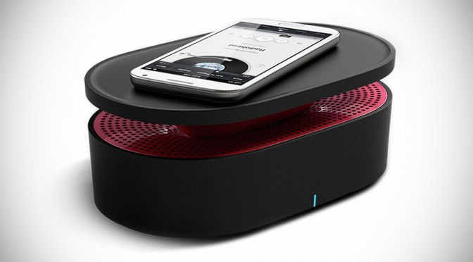 Oaxis Bento Induction Speaker