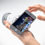 Olympus AIR Will Transform Your Smartphone into a Mirrorless Camera