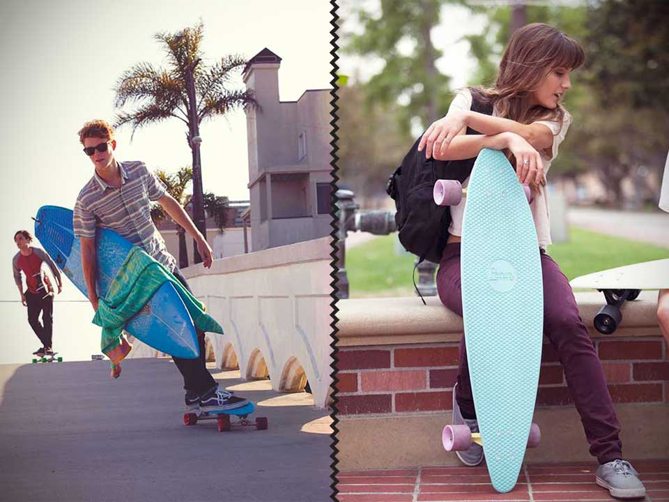 Penny Skateboards Introduces Its First Ever Longboard
