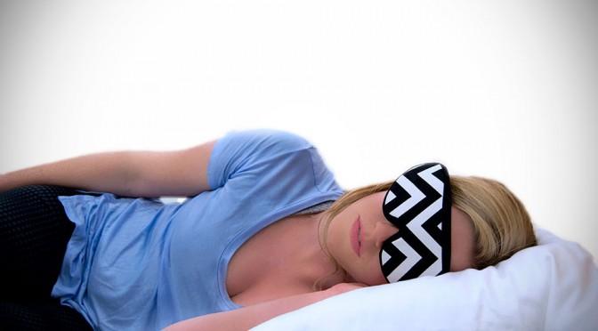 REMzen Intelligent Sleep Mask Relies on R.E.M. to Enable a Better Sleep