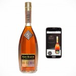 Rémy Martin Launches NFC-enabled Connected Bottle That Can Prove the Bottle's Genuine Provenance