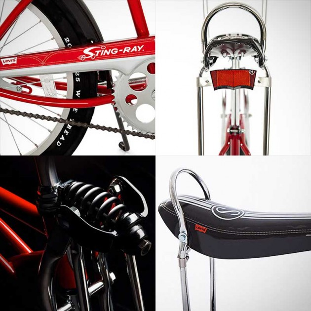 SFYBP Limited Edition Levi's Kids x Schwinn Sting-Ray Bicycle