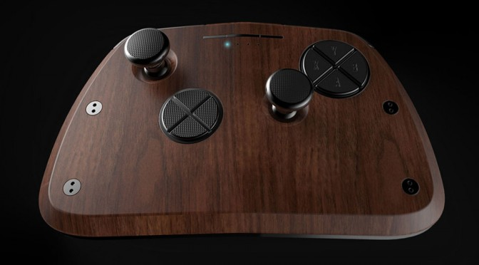 Finally, a Luxury Game Controller for the Grown Ups Without Looking Too Ostentatious