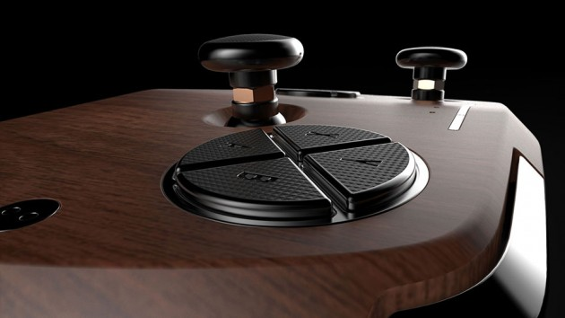 SON Video Game Controller by Kem Studio