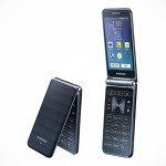 Look. Samsung Also Has its Own Android-powered Flip Phone Too