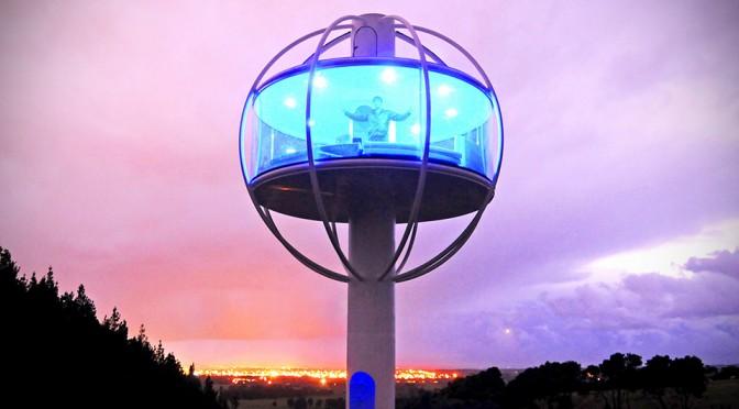Skysphere by Jono Williams
