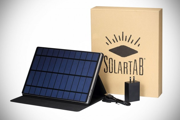 Solartab Personal Solar Charger