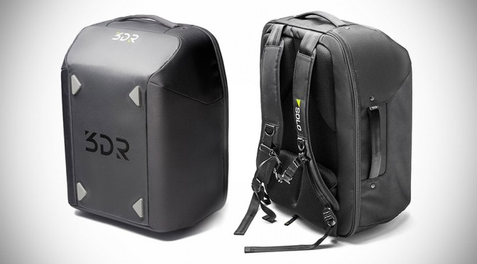 Solo Backpack by 3D Robotics