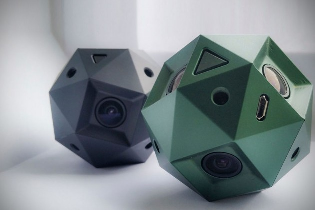 Sphericam 2 4K 360-Deg Video Camera
