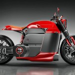 Sorry to Disappoint, But This Beautiful Concept Electric Bike isn't From Tesla