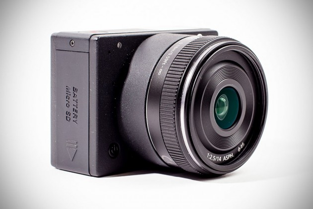 This Palm-size Camera is the World's Smallest 4K-capable Interchangeable Lens Camera
