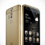 ZTE Introduces Flagship Smartphone and Its First Smartwatch in China