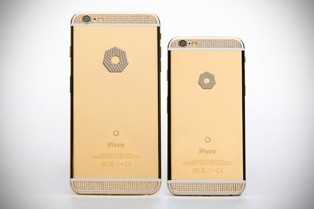 Brikk Lux iPhone 6s Diamonds Select