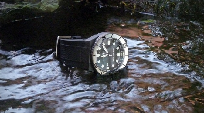 Chronologia Trigalight Dive Watch Review