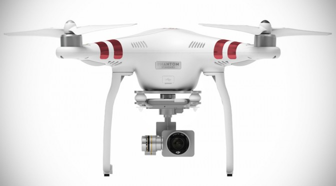 DJI Outs Phantom 3 Standard for Beginners and the Budget-Conscious