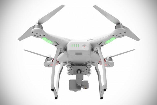 DJI Phantom 3 Standard Aerial Imaging Drone