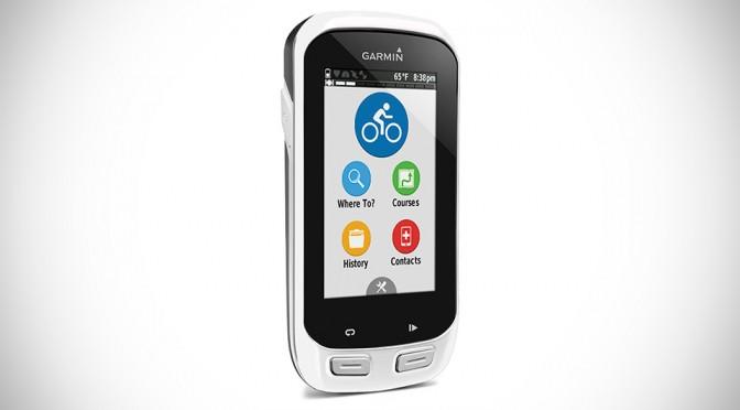 Garmin's New Edge Explore 1000 Has Crash Detection and Smartphone Notifications