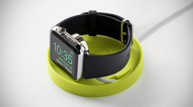 Kosta Apple Watch Charging Coaster