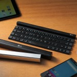 LG's Full-size Portable Keyboard Rolls Up to Fit Even the Tightest Space