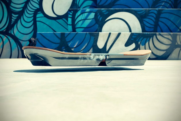 Lexus Hoverboard Unveiled