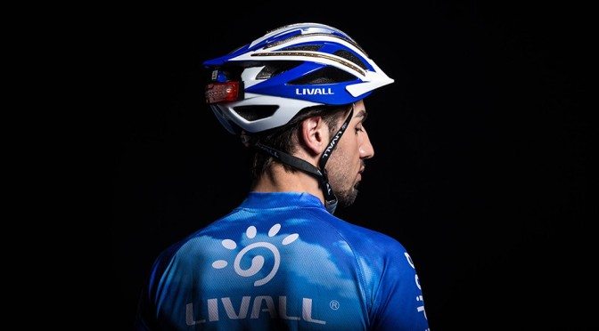 Livall's Smart Bike Helmet Has Tons of LEDs, Plays Music and Take Calls Too