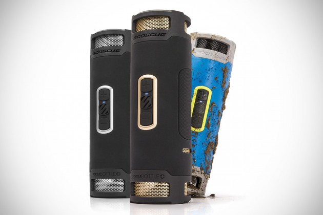 Scosche boomBOTTLE+ Portable Bluetooth Speakers