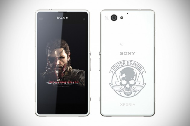 Sony Metal Gear Solid V Xperia J1 Compact