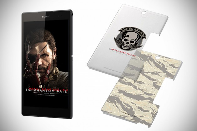 Sony Metal Gear Solid V Z3 Tablet Compact