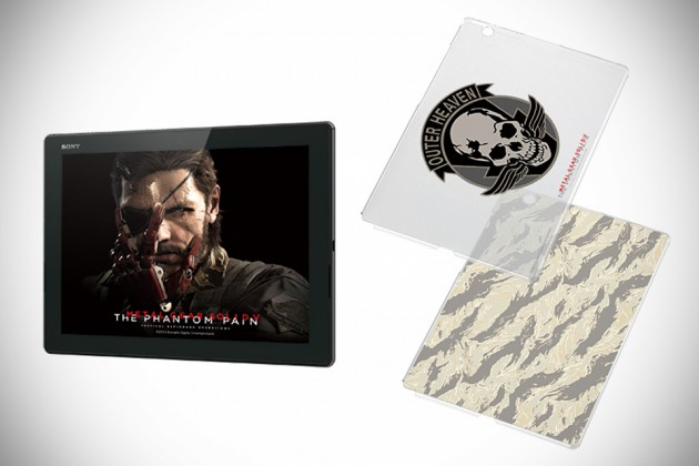 Sony Metal Gear Solid V Xperia Z4 Tablet